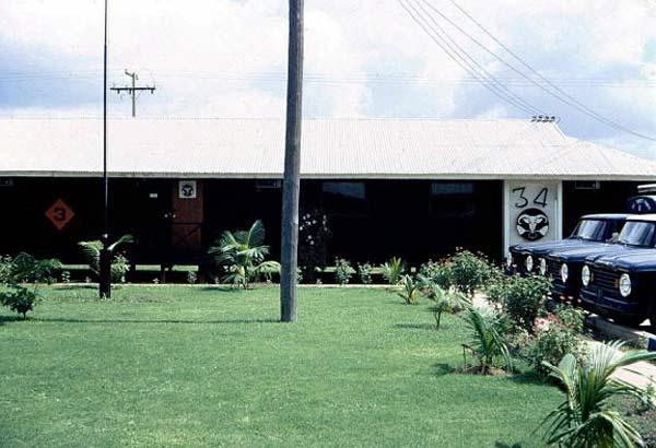 34th TFS Headquarters.