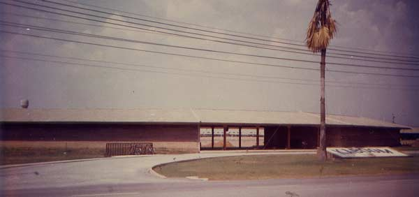 Officer's Club in 1967.