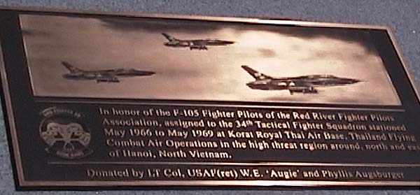 Honor Plaque
