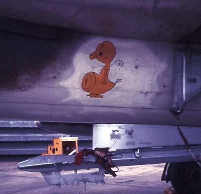 The 25 Ton Canary, John Whaley's aircraft.
