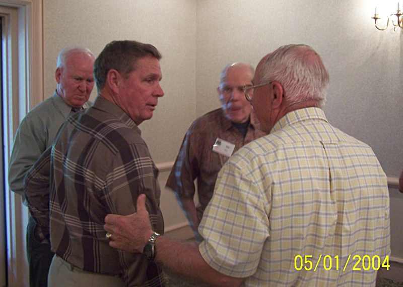 Don Hodge, Dwight Sullivan, Jim Ross, and Ken Mays.