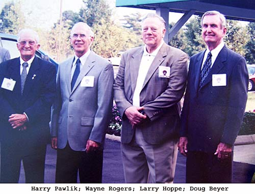 Harry, Wayne, Larry, & Doug.