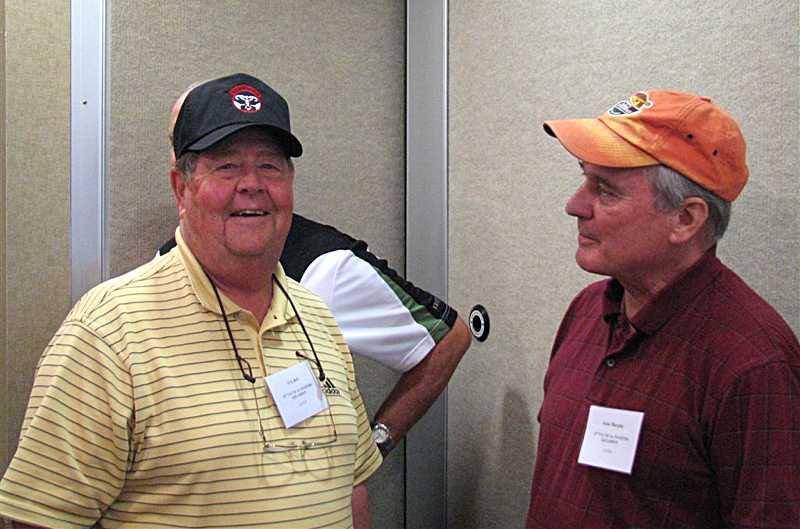O L Bell & John Murphy.