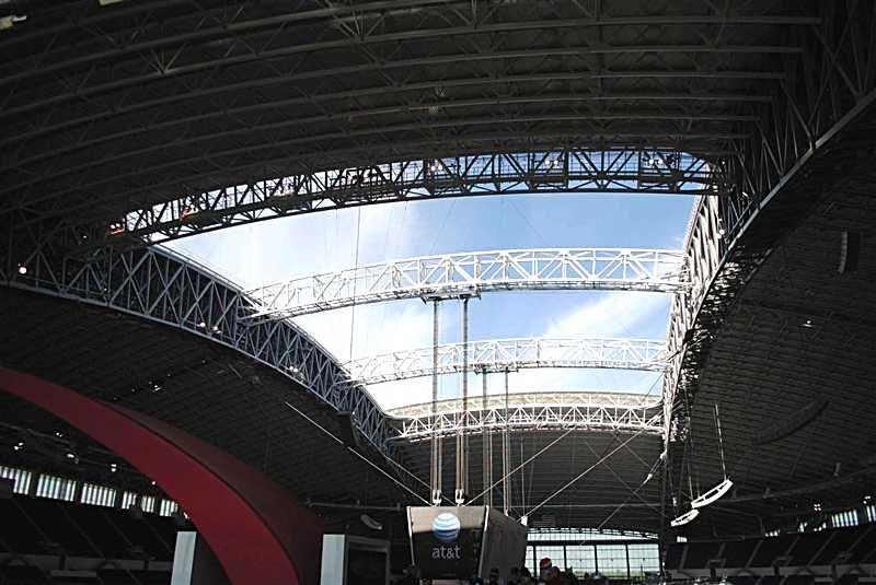 Sky roof.