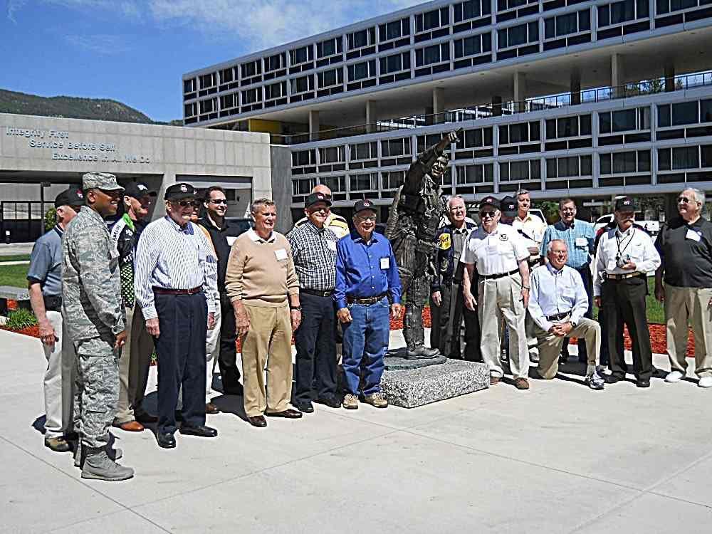 Air Force Academy Tour.
