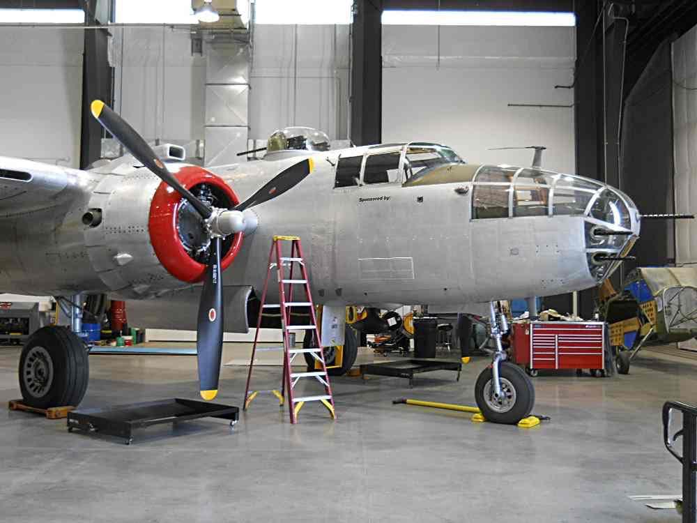 WestPac B-25.