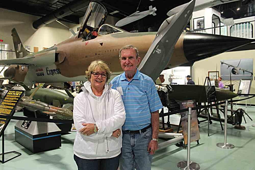 Christa and Doug Beyer