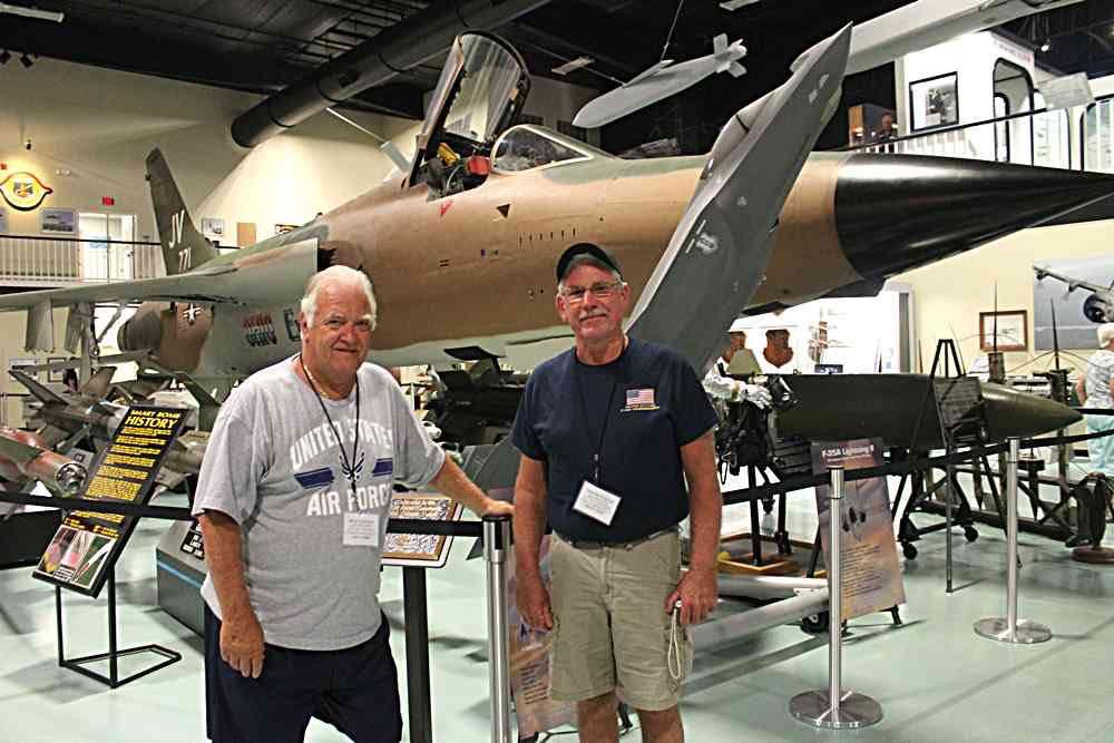 Rick Stratton & Leon Hutchings