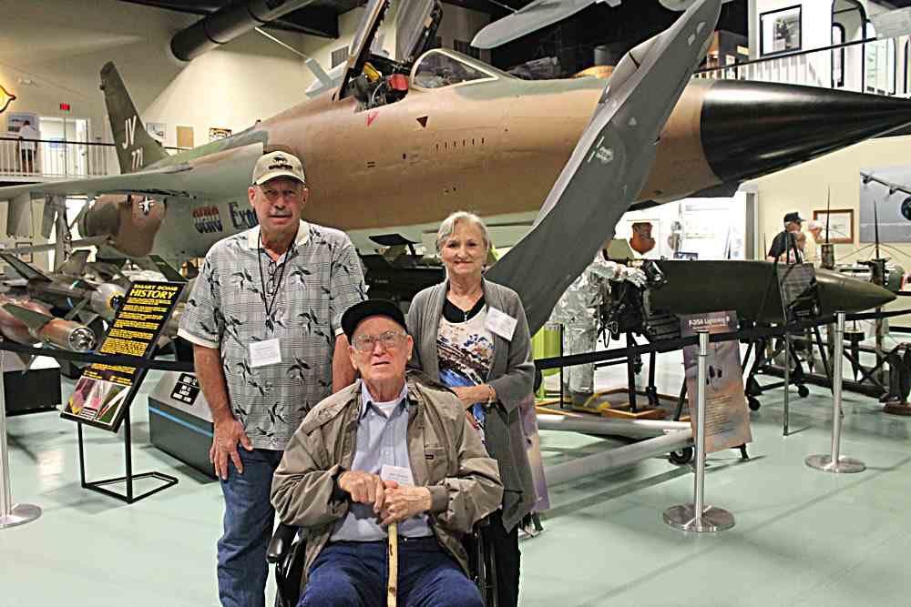 Scott (Son), Don, & Ginger Hodge