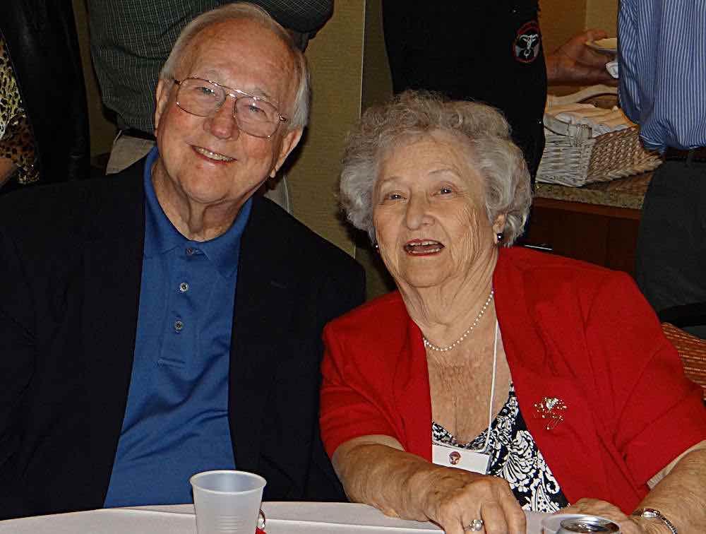 Chuck & Jane Irwin.