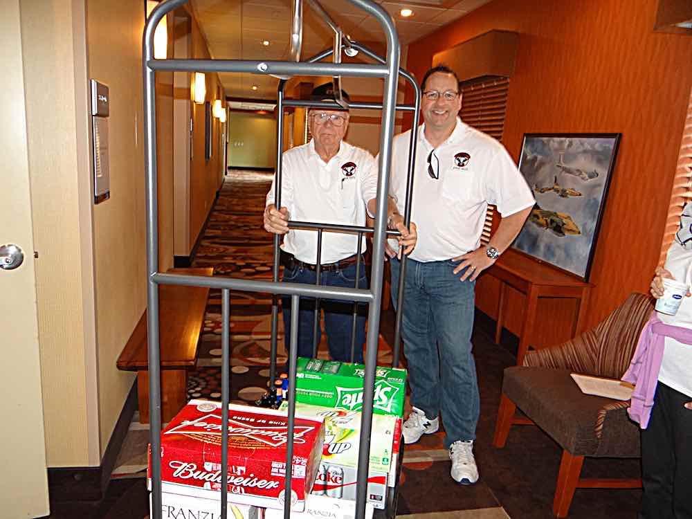 Ken & Steve Booze Delivery.