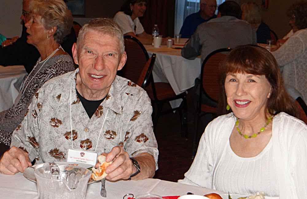 Irv & Sally Levine.