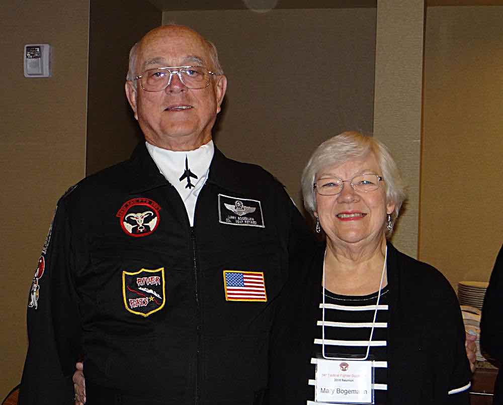 Larry & Mary Bogemann.