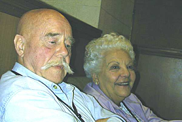 Bill & Phyllis Augsburger.