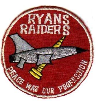 Ryans Raiders patch