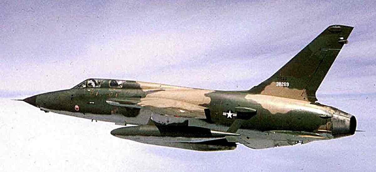 Ryan's Raider F-105F