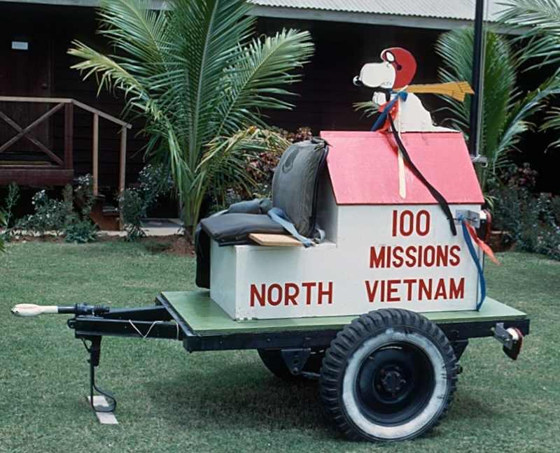 Snoopy Wagon